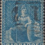 Barbados SG18