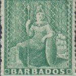 Barbados SG21a