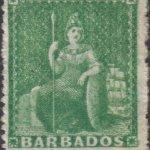 Barbados SG22