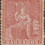 Barbados SG27