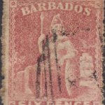 Barbados SG28