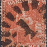 Barbados SG31
