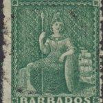Barbados SG43