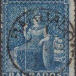 Barbados SG44