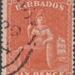 Barbados SG53