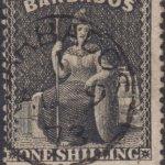 Barbados SG54