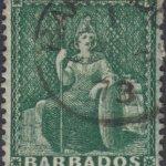 Barbados SG56