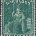 Barbados SG65