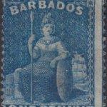 Barbados SG66
