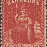 Barbados SG68