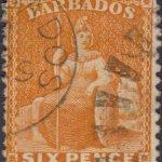Barbados SG70