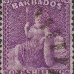Barbados SG71