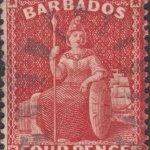 Barbados SG76