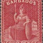 Barbados SG77