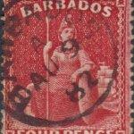 Barbados SG78