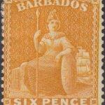 Barbados SG80