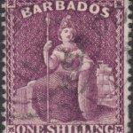Barbados SG81
