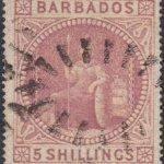 Barbados SG64