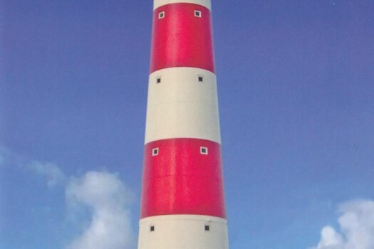 Barbados Stamps Pre Paid Postcard - Southpoint Lighthouse - Actual Card