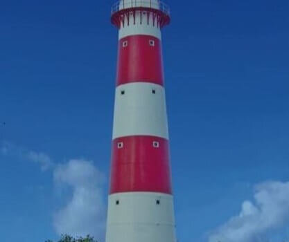 Barbados Stamps Pre Paid Postcard - Southpoint Lighthouse