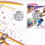 Barbados 2010 Girl Guides Mini Sheet FDC
