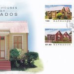 Barbados Chattel Houses 2 2019 – First Day Cover