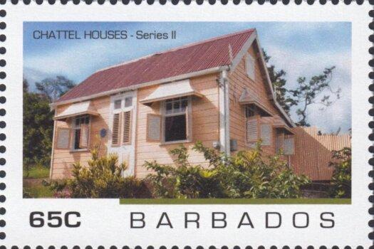 Barbados Chattel Houses 2 2019 – 65c stamp