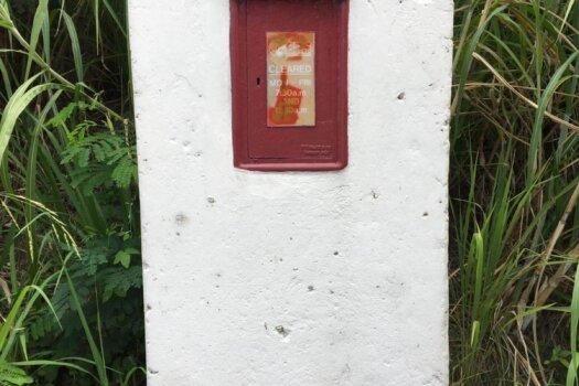 Post Box St Elizabeth Barbados