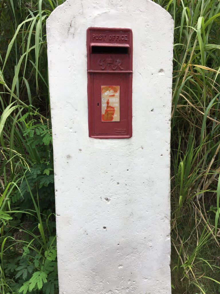 Post Box St Elizabeth Barbados