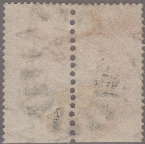 Barbados SG86b Forgery reverse