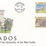 Barbados 1998 50th Anniversary of the University of West Indies FDC