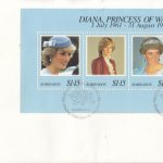 Barbados 1997 Diana Princess of Wales FDC