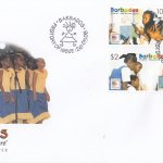 Barbados 2006 Children - they are the future FDC