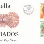 Barbados 1997 Shells FDC