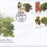 Barbados 2005 Barbados Flowering Trees FDC (3)