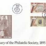Barbados 1995 100th Anniversary of the Barbados Philatelic Society FDC