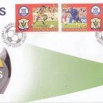Barbados 2004 Fifa 100 Years FDC