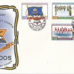 Barbados 2004 100th Anniversary of the Barbados Cadet Corps FDC