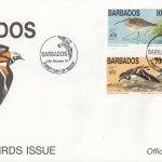Barbados 1994 Migratory Birds FDC