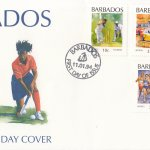 Barbados 1994 Sports Tourism FDC