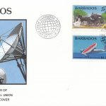 Barbados 1999 125th Anniversary of the Universal Postal Union (UPU) FDC