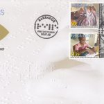 Barbados 2009 Birth Bicentenary of Louis Braille FDC