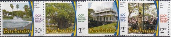 SG1344-47 | Centenary of Queens Park Bridgetown
