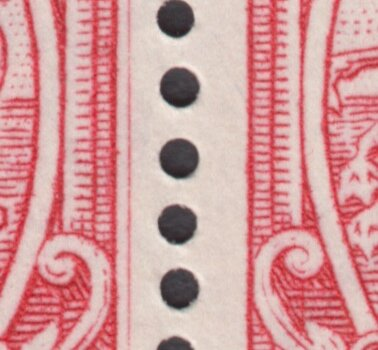 Barbados SG250da with Extra Frame Line flaw