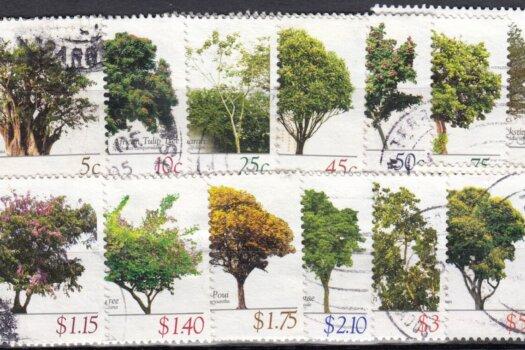 Barbados Flowering Trees Definitives 2005