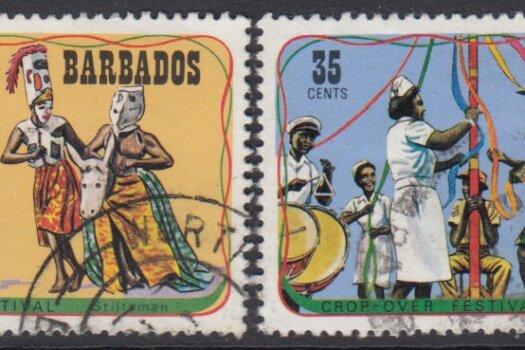 Barbados SG 531-534 | Crop Over Festival (Used)