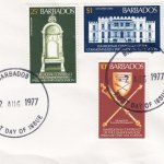 Barbados 1977 | 13th Regional Conference of the Commonwealth Parliamentary Association on plain FDC