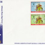 Barbados 1971 | 5th Anniversary of Independence FDC