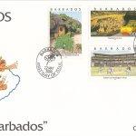 Barbados 2000 | Pride of Barbados Definitives FDC (2)