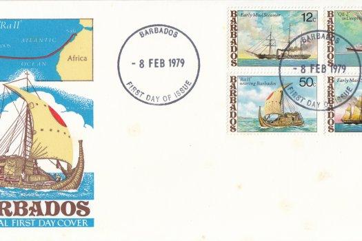 Barbados 1979 | Ships FDC